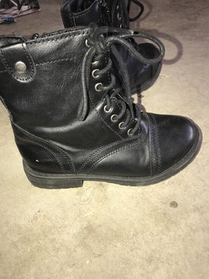 Girls cat and jack boots size 13 for Sale in Waipahu, HI