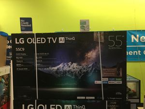 "55"" Lg Oled Smart 4K UHD Led HDR tv Dolby Vision Atmos for Sale in Lake Elsinore, CA"