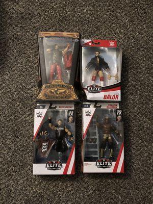 WWE Mattel Elite Action Figures Brand New for Sale in Clovis, CA