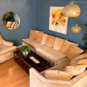 Flexsteel J Couch and Chairs for Sale in Spring Valley, CA