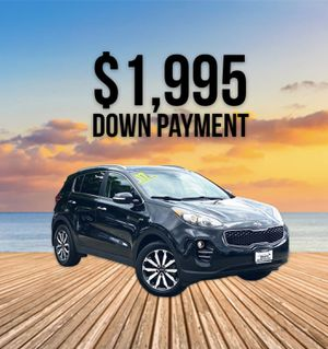 2017 KIA SPORTAGE EX for Sale in Londonderry, NH