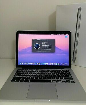 "Apple Macbook Pro A1502 13.3"" 8gb Laptop 2015 Silver for Sale in Wichita, KS"