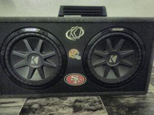 Kicker for Sale in Corning, CA