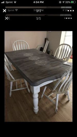 Farmhouse table for Sale in Haines City, FL