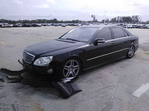 Mercedes S430, W220 for parts for Sale in Clearwater, FL