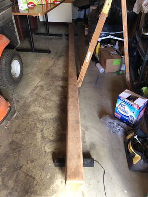 Suade Balance Beam 12 ft for Sale in Pasco, WA