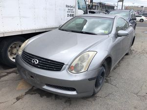2003 Infiniti g35 coupe parts for Sale in Bayonne, NJ