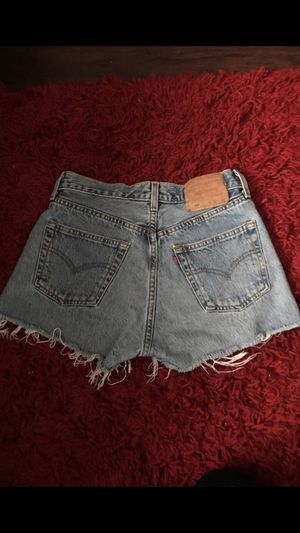 Levis High Waisted Shorts for Sale in Los Angeles, CA