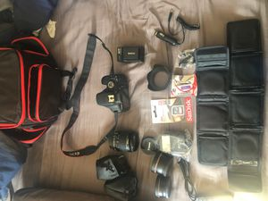 CANON CAMERA EOS REBEL T7 W/ KIT for Sale in New Haven, CT