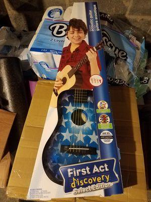 Acoustic guitar for Sale in South Plainfield, NJ