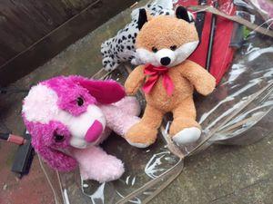 Children's baby dolls/stuffed animals for Sale in Alameda, CA