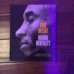Kobe Bryant The Mamba Mentality Book for Sale in Tampa,  FL
