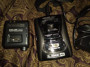 Line 6 G30 wireless guitar system for Sale in Tacoma, WA