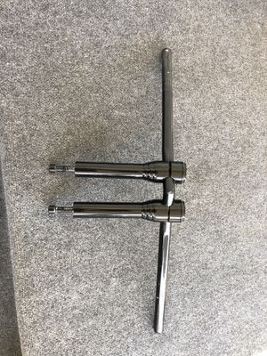 Harley Davidson 9 inch risers and bars for Sale in Upland, CA