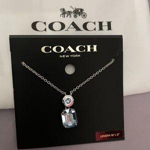 Coach Necklace for Sale in Las Vegas, NV