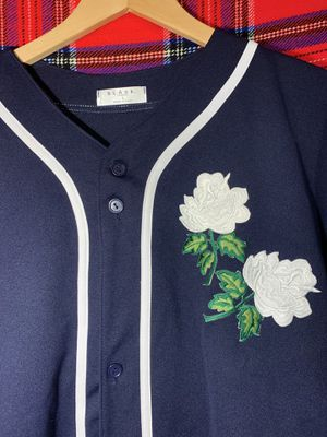 Floral base ball tee for Sale in New York, NY