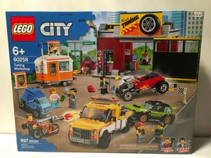 New LEGO 60258 City Tuning Workshop Toy Car Garage Cool Building Set for Sale in Washington, DC