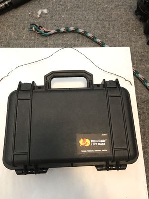 Pelican 1170 Case for Sale in Apache Junction, AZ