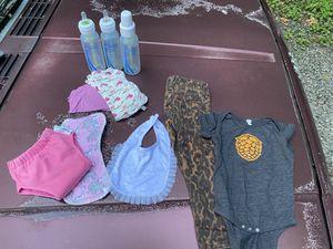Baby clothes & bottles for Sale in Estacada, OR