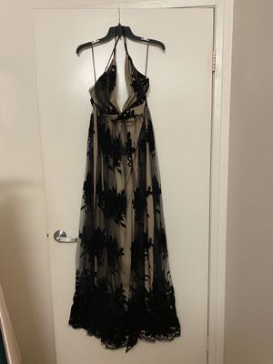 Black nude dress for Sale in Lakeside, CA