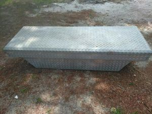 Diamond plate tool box for Sale in Lake Wales, FL