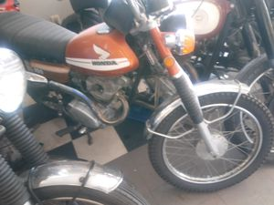 1970 Honda CL100 Scrambler Original Condition. WA Title. Bike Available: Not Sold. for Sale in Carnation, WA