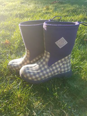 Girls muck boots for Sale in Stanwood, WA