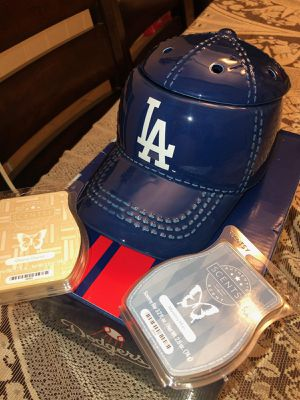 LA Dodgers scentsy warmer for Sale in Irwindale, CA