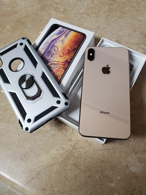 Brand New Gold iPhone XS Max 256gb Factory Unlocked for Sale in Brentwood, CA
