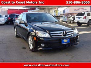 2010 Mercedes-Benz C-Class for Sale in Hayward, CA