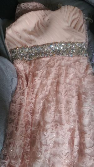 My michelle prom dress pink for Sale in Fontana, CA