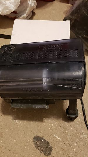 Penguin biowheel 200 aquarium filter for 50G tank for Sale in Rolling Meadows, IL