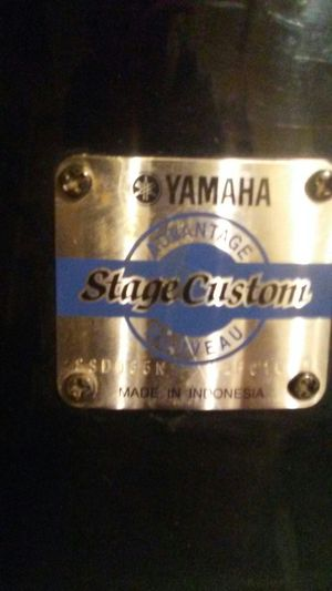 Yamaha snare plus extras and double bass drum pedal for Sale in Mesa, AZ