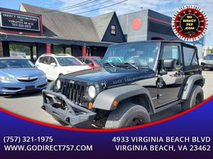 2009 Jeep Wrangler for Sale in Virginia Beach, VA