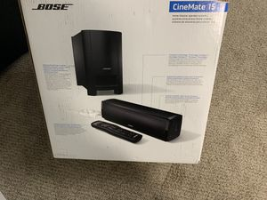Bose CineMate 15 sound bar for Sale in Brighton, CO