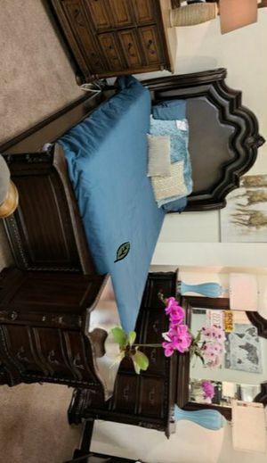 ❗BEST Offer-$39 Down-No interest Sheffield Espresso Panel Bedroom Set 210 for Sale in Jessup, MD