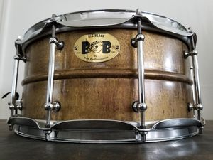 Pork Pie 14x6.5 Brass Snare Drum for Sale in Orlando, FL