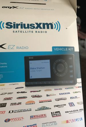 Sirius xm radio for Sale in Neenah, WI