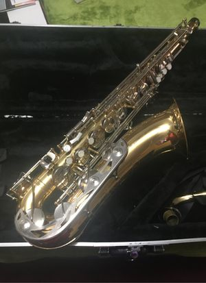 Tenor saxophone antiqua for Sale in Las Vegas, NV
