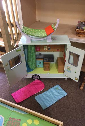 American Girl Camper & Accessories for Sale in Boca Raton, FL