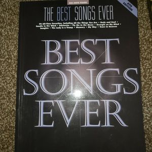 The Best Songs Ever, 6th Edition for Sale in Brainerd, MN