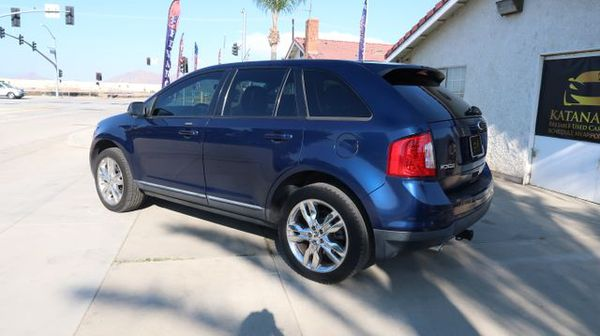 2012 Ford Edge