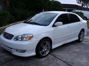 2003 Toyota Corolla S for Sale in Montgomery, AL