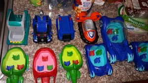 TOY'S KID'S PJ MASK AND PAWN PATROL ALMOST LIKE NEW for Sale in San Jose, CA