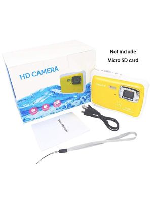 Mini Kids Camera, Vmotal 3M Waterproof Digital Camera for Beginners: Kids Toy Camera with 8MP Photo, 2-Inch TFT LCD Screen for Sale in Chino Hills, CA