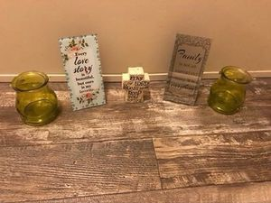 !!REDUCED!! Decorative Household Items- WAS $20 NOW $15 for Sale in Paducah, KY