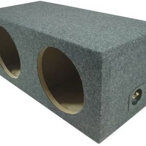 subwoofer box 2 15's speakers for Sale in Oakland, CA