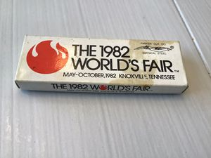 World's Fair 1982 Knoxville Souvenir in Box for Sale in Goodlettsville, TN