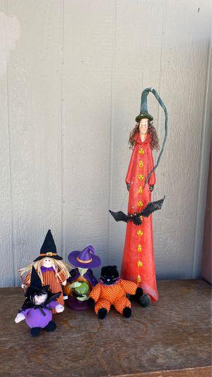Set of Halloween dolls for Sale in Martinez, CA