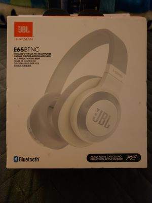 Jbl wireless Bluetooth headphones for Sale in Chino, CA